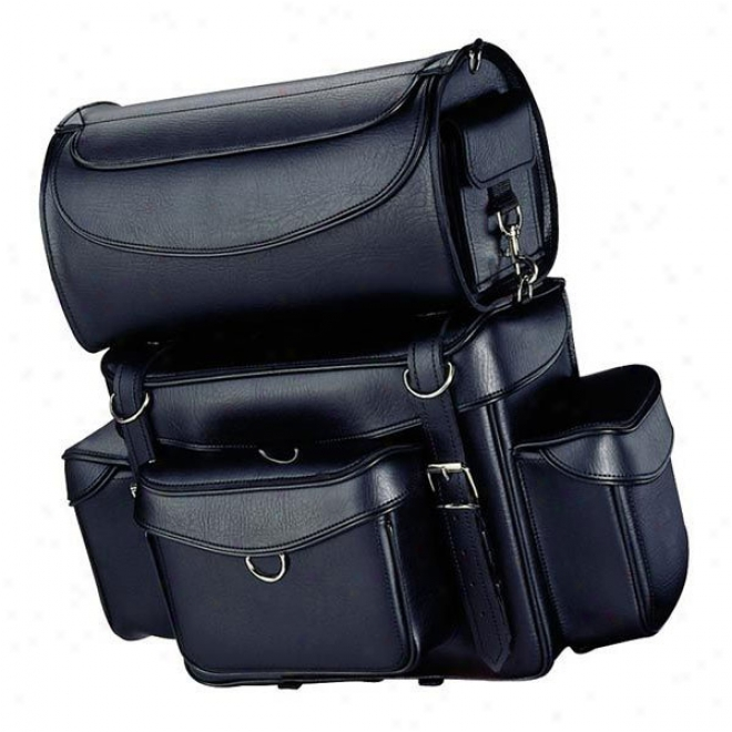 Cruiser Ii Large Sissybar Bag