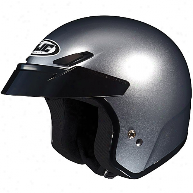 Cs-5n Metaolic Open Face Helmet
