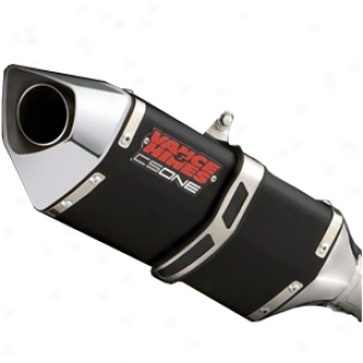 Cs One Slip-on Exhaust