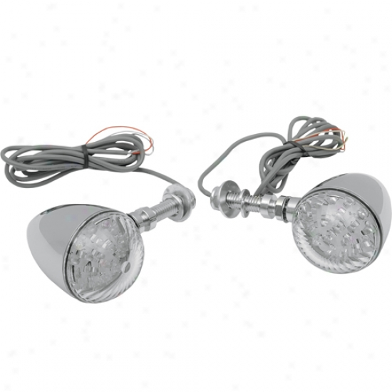 Tax Led Stud Mount Bullet Marrker Lights