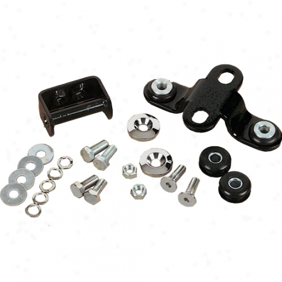 Custom One-piece Gas Tank Mounting Kit