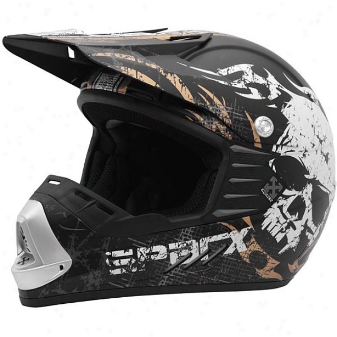 D-07 Calavera Helmet