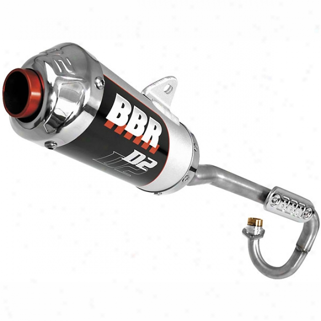 D2 Big Bore Exhaust System