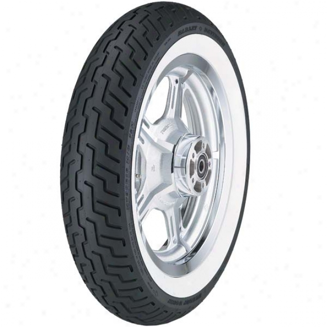 D402 Harely-davidson Whitewall Front Tire