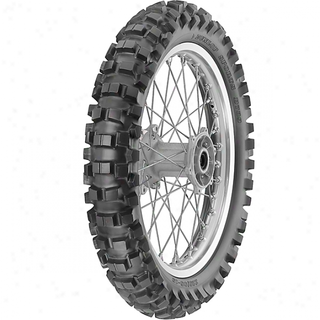 D739 Rear Tire