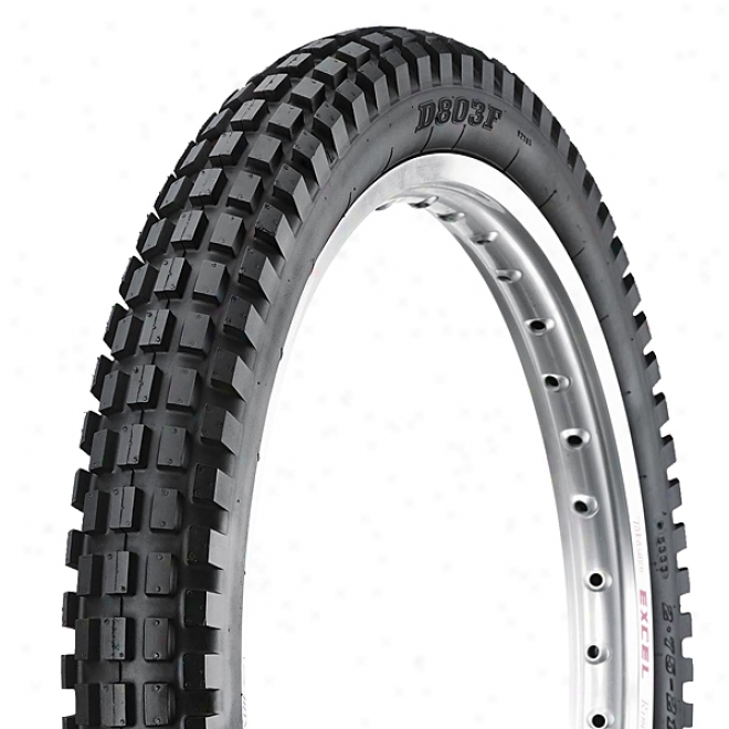 D803 Trials Front Tire