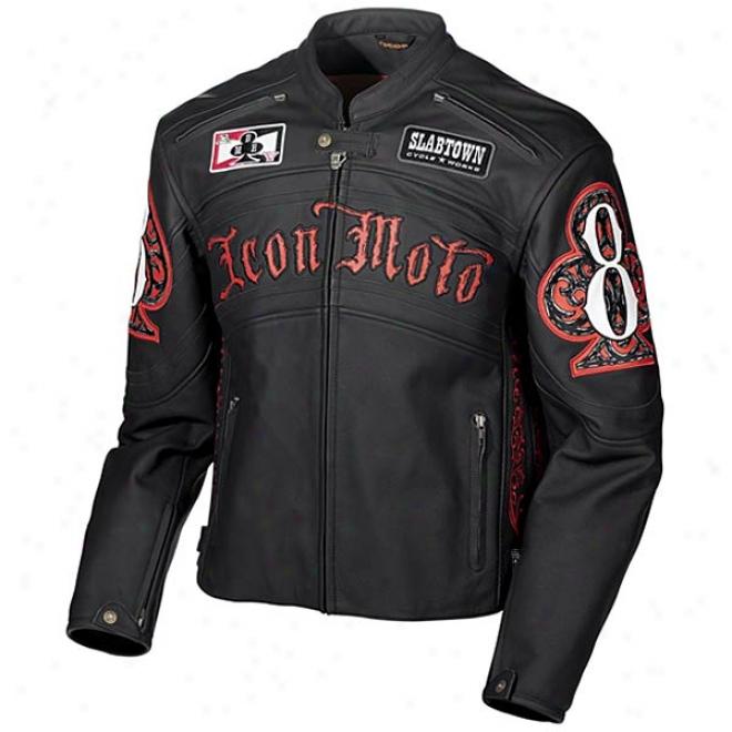 Daytona Dead Mans Hand Jacket