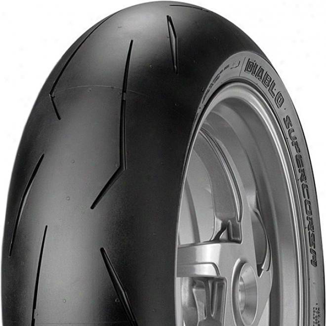 Diablo Su0ercorsa Oem Replacement Raise Tire