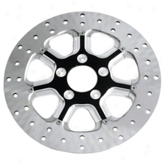 Diesel Two-piece Front Brake Rotor