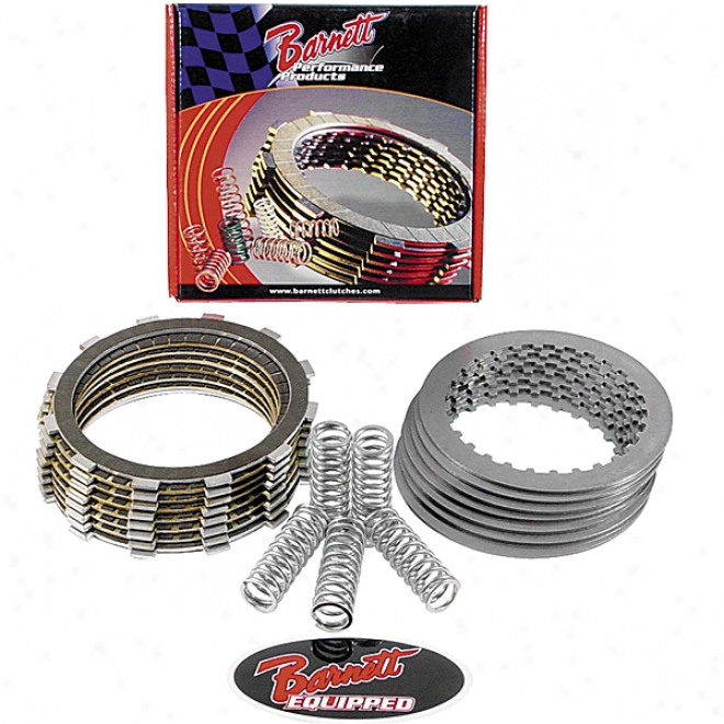 Dirt Digger Carbon Fiber Clutch Kit
