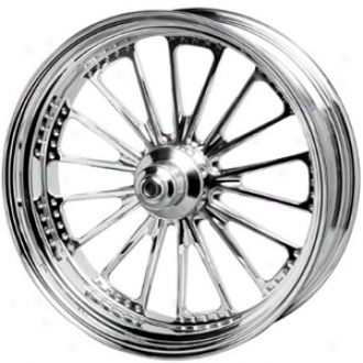 Domino Forged Aluminum Cruiser Front Wheel