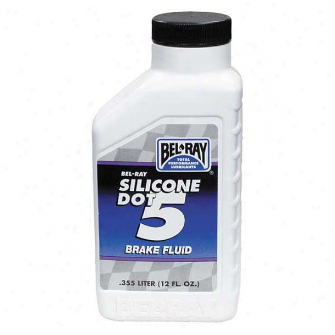 Dot 5 Silicone Brake Fluid