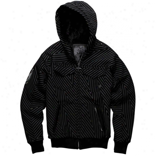 Double Dagger Sasquatch Zip-up Hoody