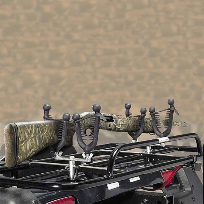 Double Gun Rack