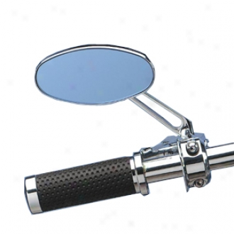 Drag-ness Stealth Mirror With Blue Sapphire Tint
