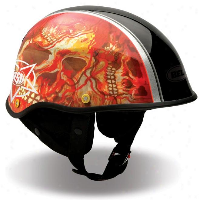 Drifter Rsd Skulls Helmet