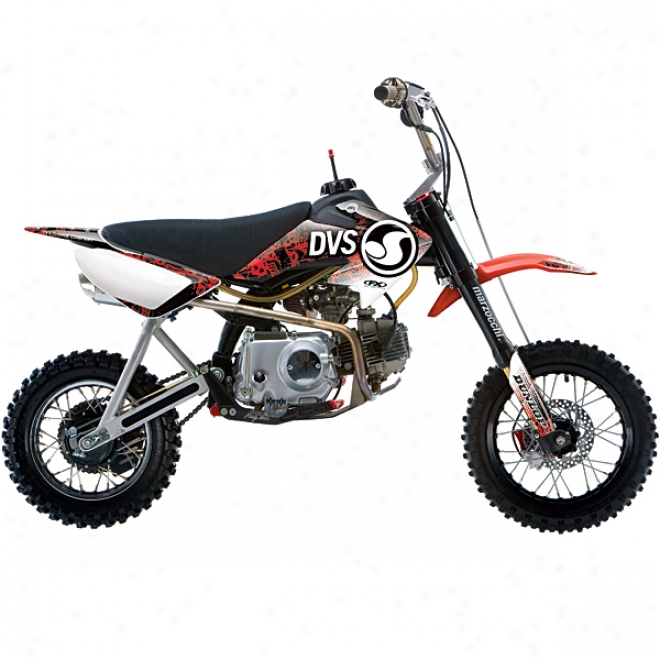 Dvs Series Pit Bike Graphics Kit
