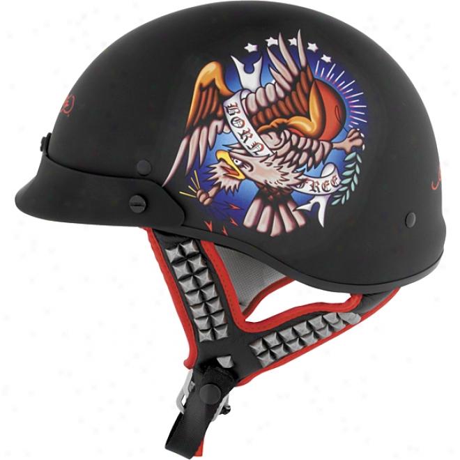 Ed Hardy Bor nFree Nomad Helmet