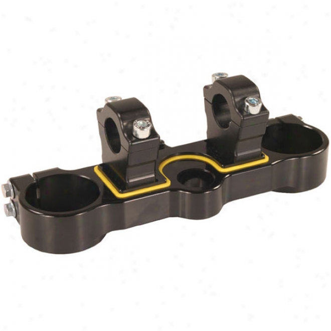 Elastomer Damped Adjutable Top Clamp