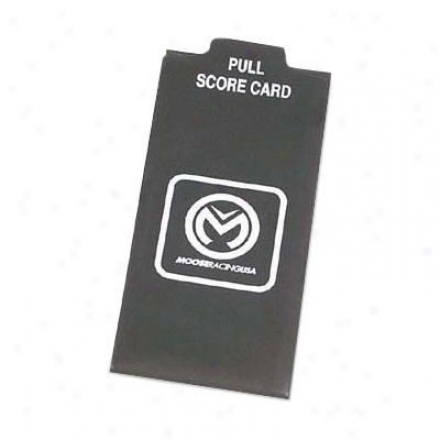 Enduro Score Card Holder