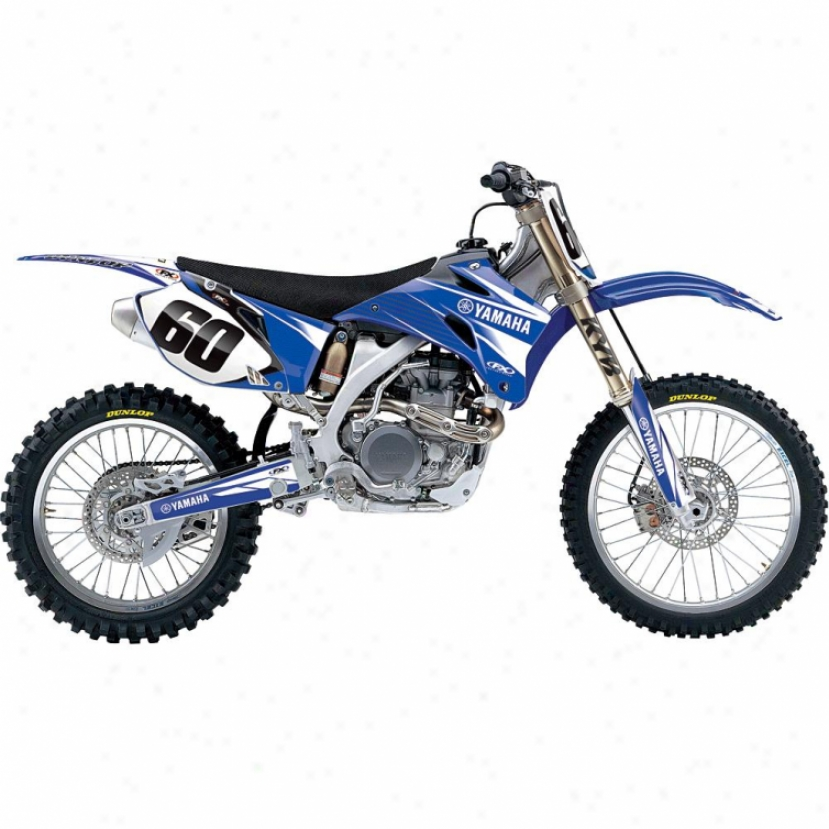 Evo 5 Series Yamaha Graphics Outfit