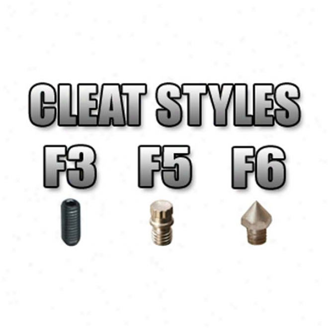 Evolution Ii Series Replacement Cleat Set