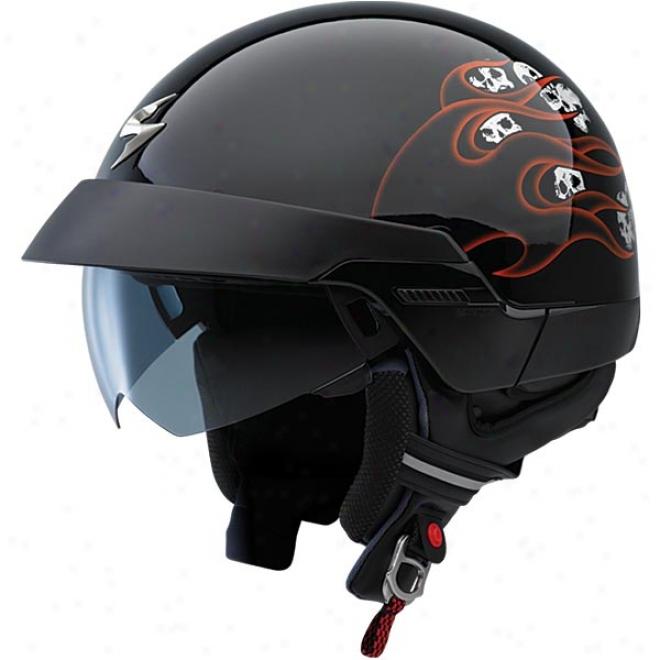 Exo-100 Spitfire Helmet