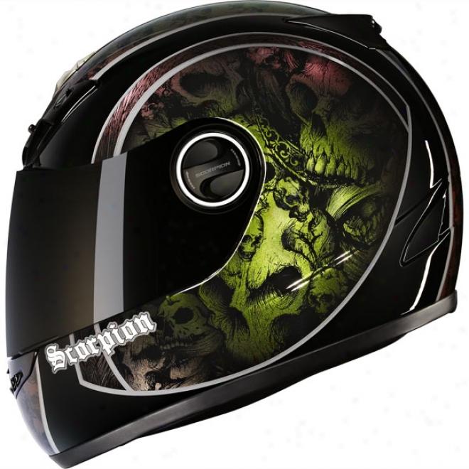 Exo-400 Skull Bucket Helmet