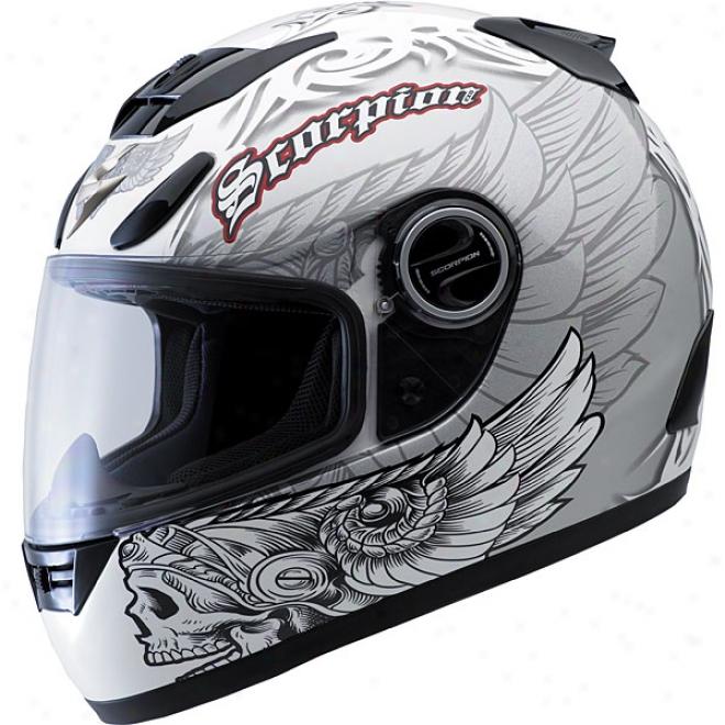 Exo-700 Sinister Helmet