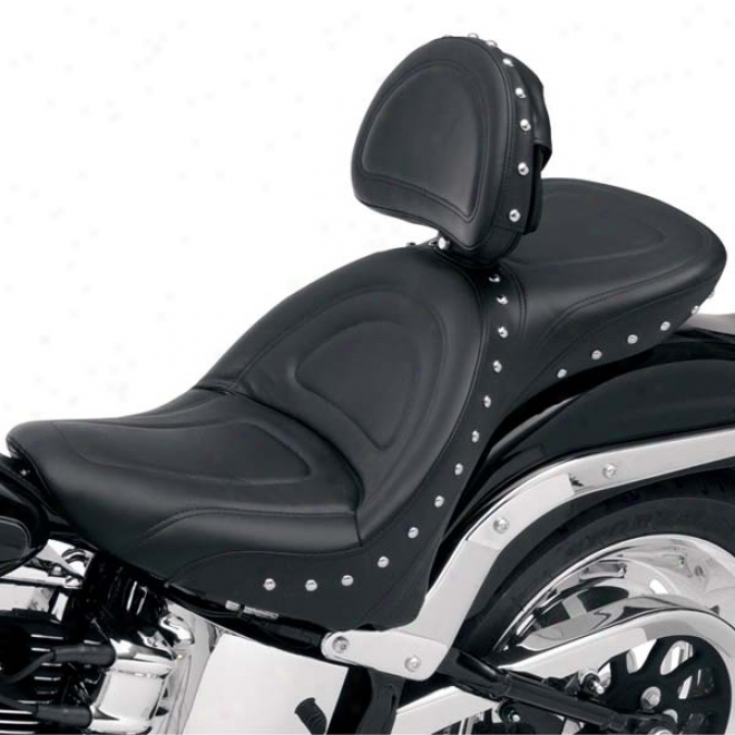 Explorer Specific Seat With Driver Backrest