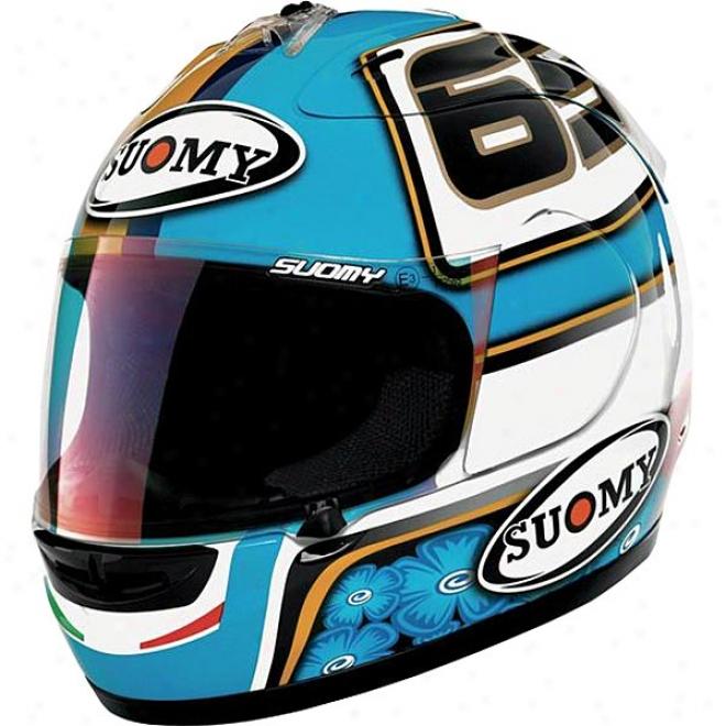 Extreme Ca;irossi Helmet