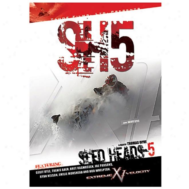 Extreme Velocity Sledheads5 Dvd
