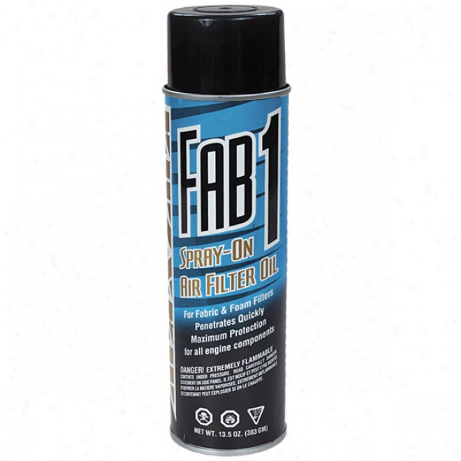 Fab-1 Spray-on Filter Treatment