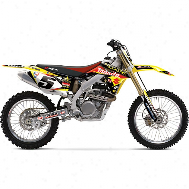 Factory Suzuki Replica Graphic Kit