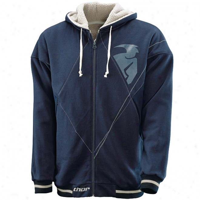 Fairway Zip -up Hoody