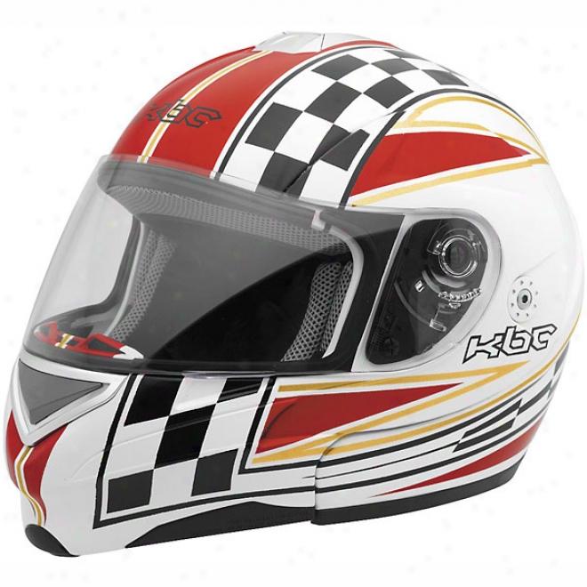 Ffr Speedster Matte Modular Helmet