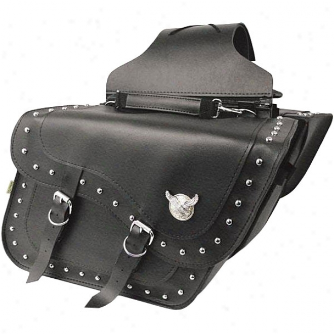 Fleetside Studded Saddlebags