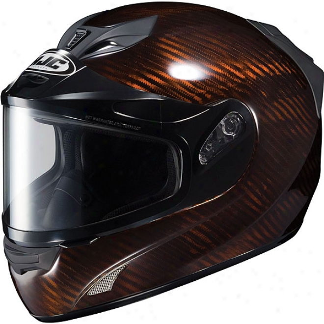 Fs-15 Sn Carbon Snow Helmet