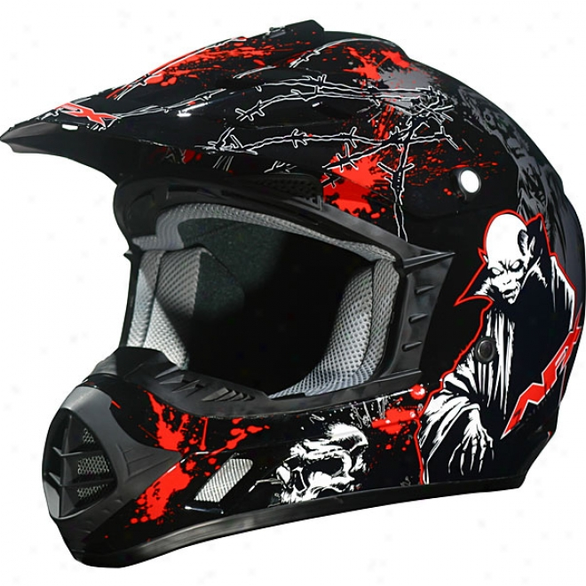 Fx-17 Zombie Helmet