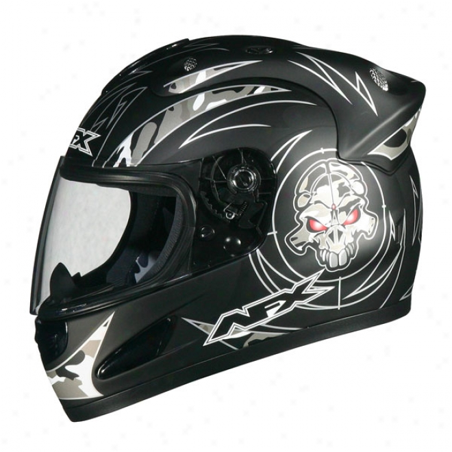 Fx-30 Skull Helmet