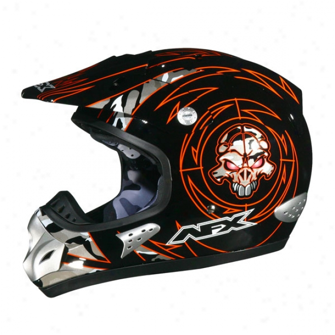 Fx-35 Skull Helm