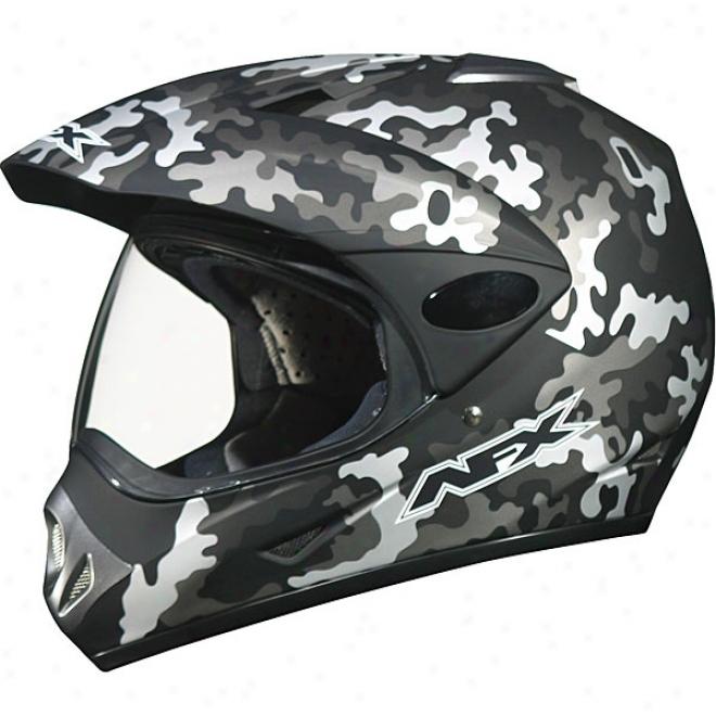 Fx-37 Ds Camo Helmet