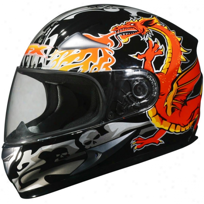 Fx-90 Dragon Helmet