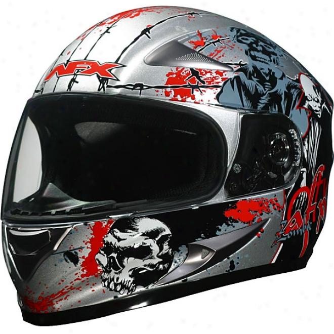Fx-90 Zombie Helmet