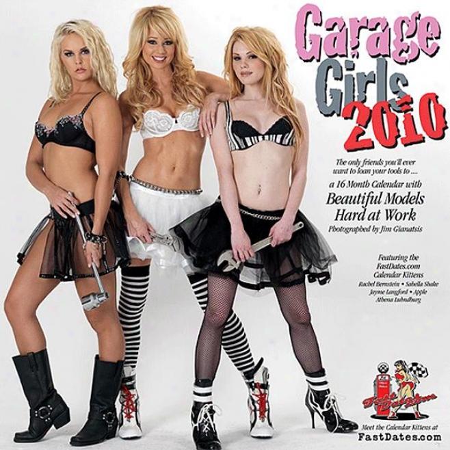Garage Girls Calendar