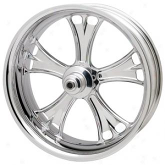 Gasser One-piece Aluminum Frotn Wheel