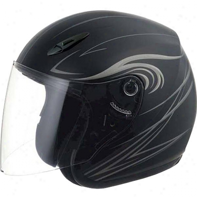 Gm17 Derk Open-face Helmet