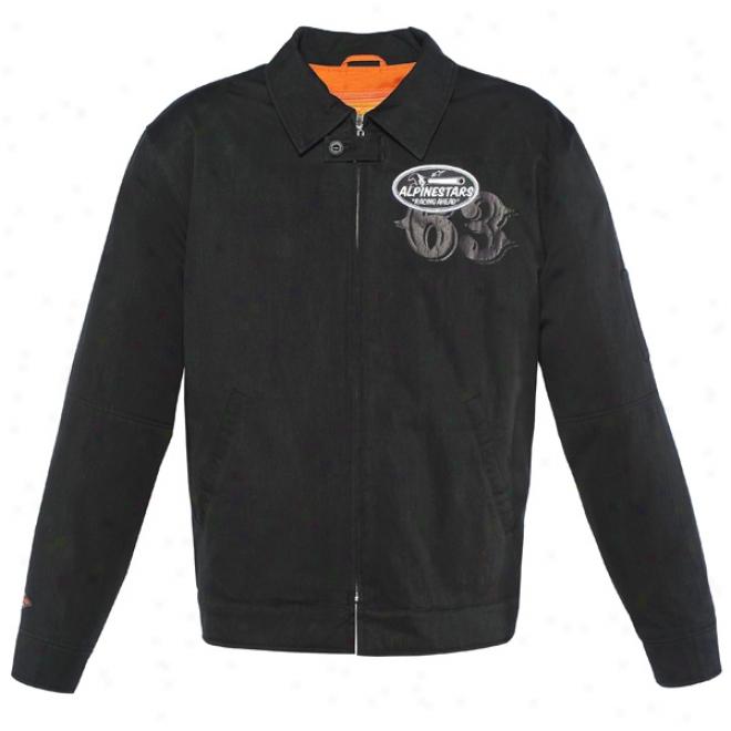 Grease Monkey Textile Jacket