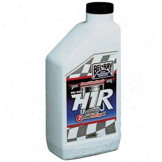 H1r Synthetic 2-stroke Racing Oil