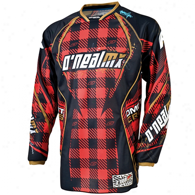 Hardwear Plaid Jersey